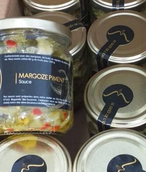 Sauce Margoze Piment